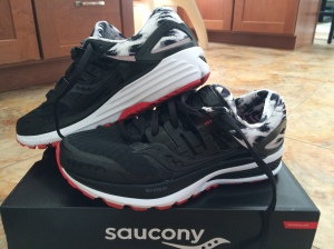 Saucony Triumph ISO Life on the Run